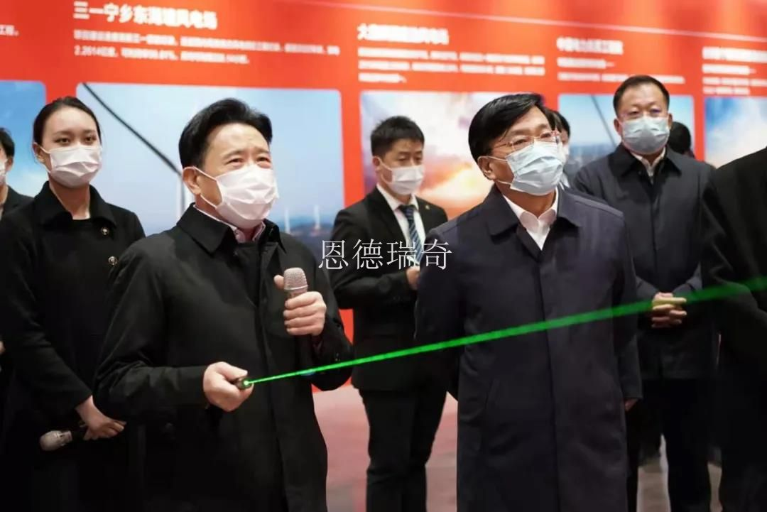 吉林省通榆县人民政府与三一重能签署风电投资合作协议